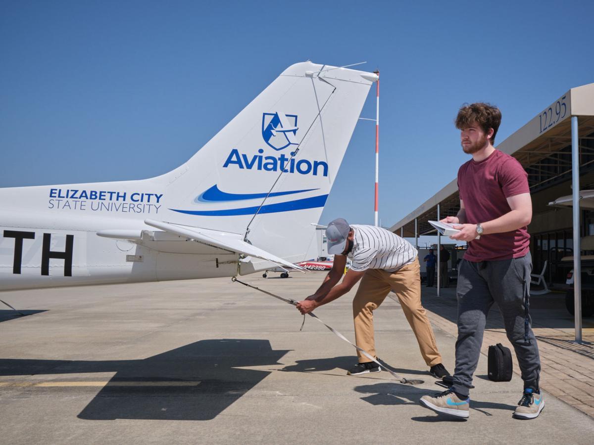 ecsu aviation 2