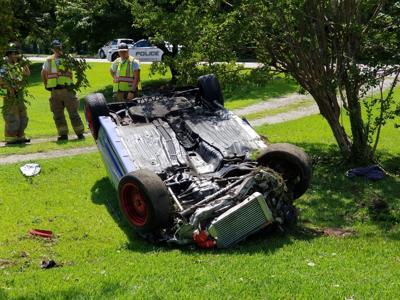Accident on Halstead