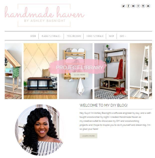 Handmade Haven DIY blog