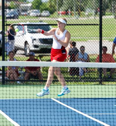 Currituck's Marley Renner All-Area Athlete of the Year in girls tennis