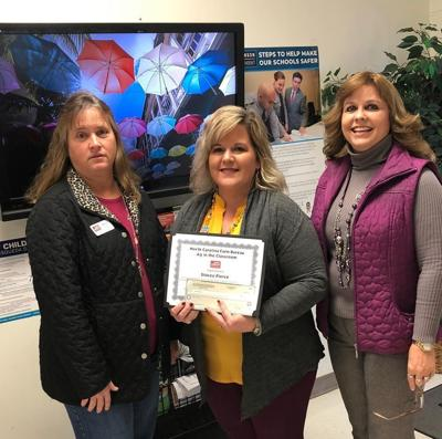 Perquimans Central Teacher Earns 'Going Local' Grant