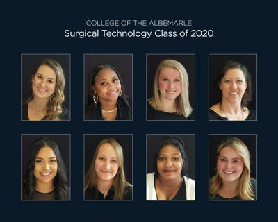 surgical tech class of 2020