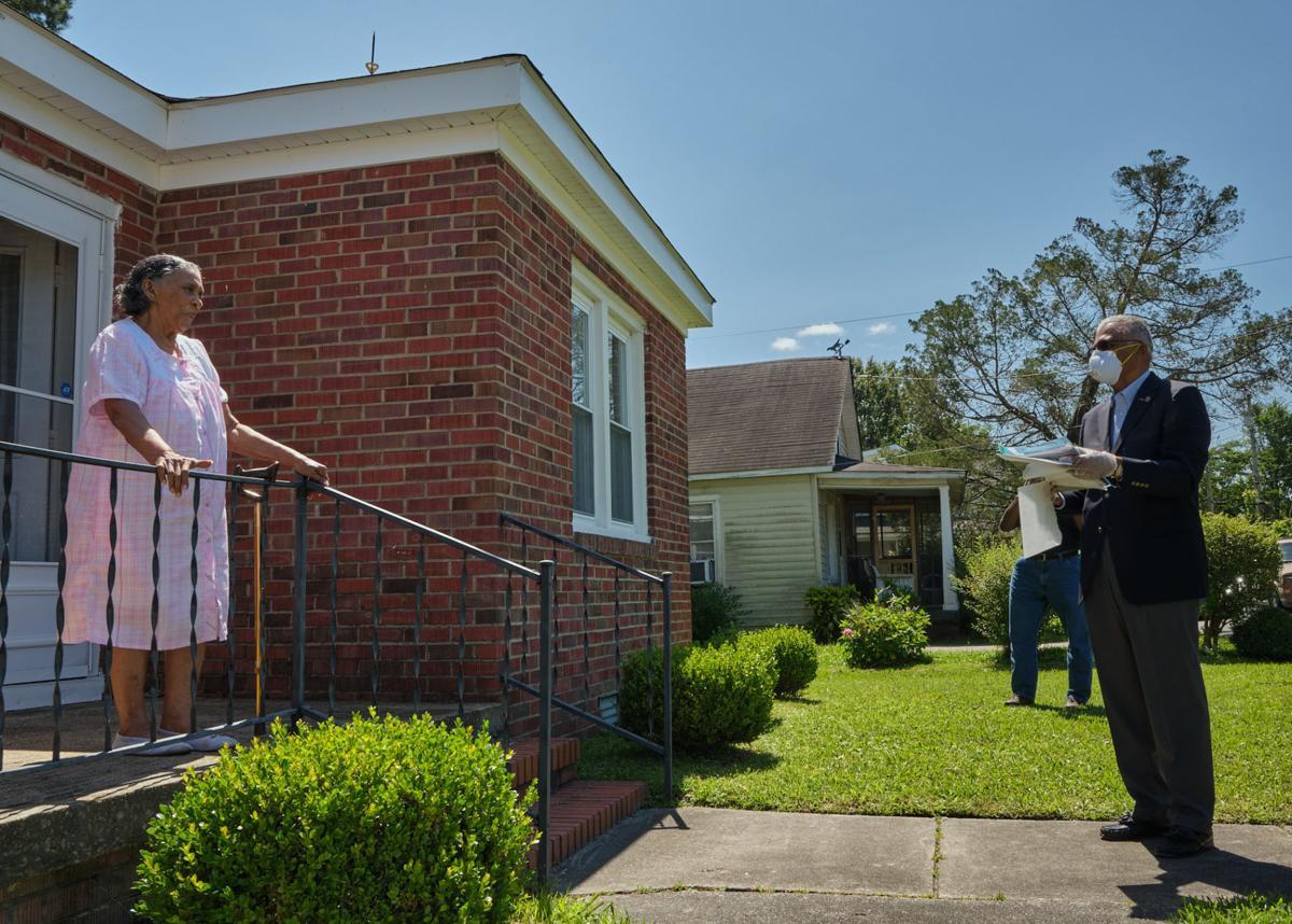 Roanoke Missionary Baptist honoree