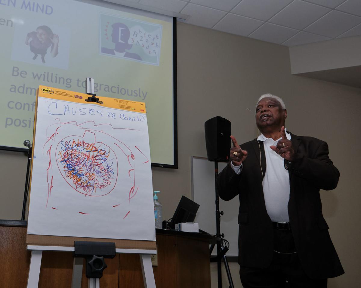 race relations seminar 1