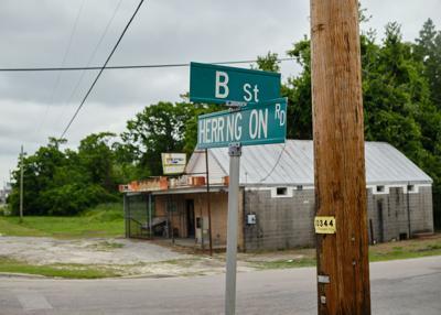 B Street/Herrington Road