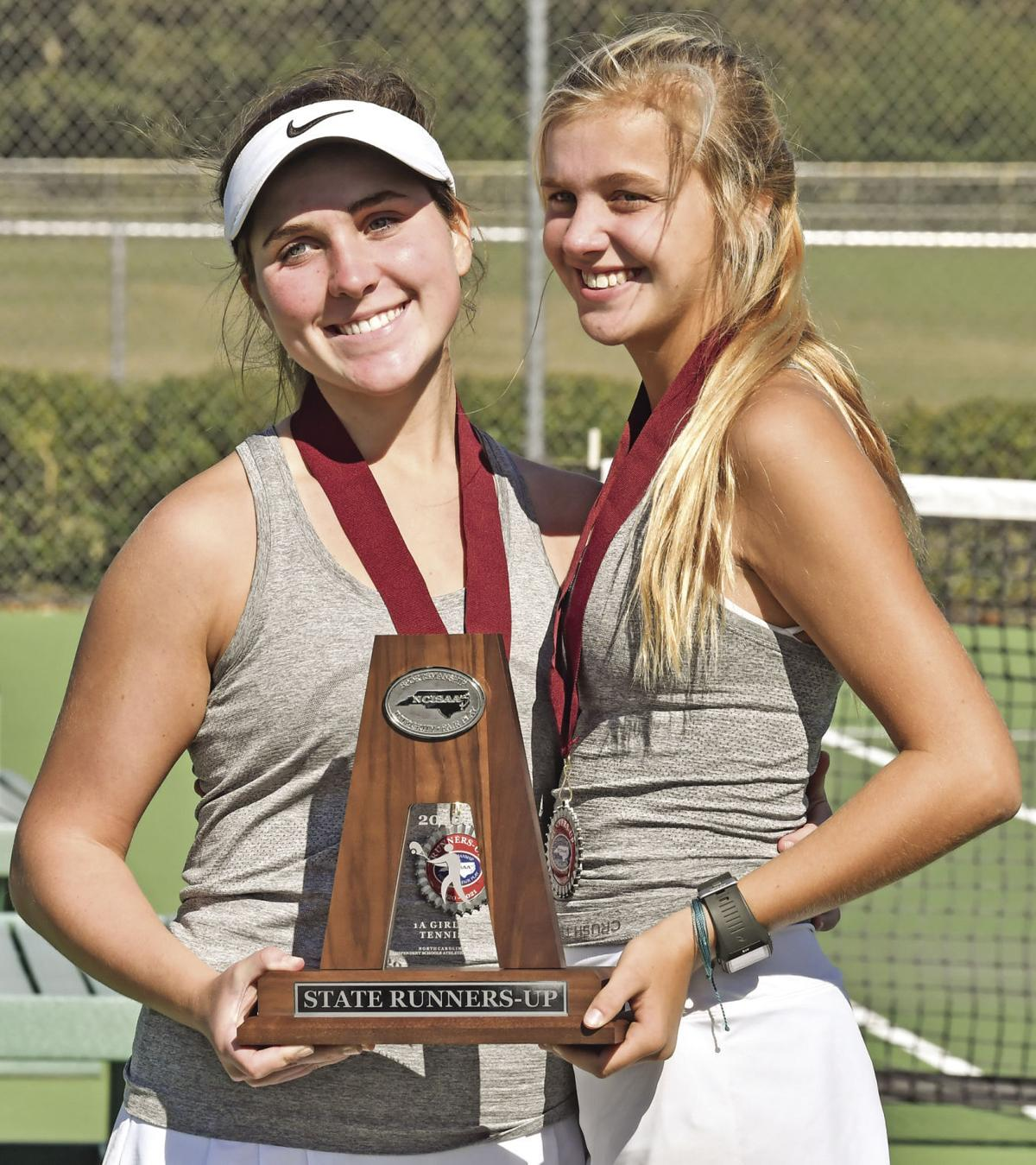 Lawrence Academy tennis