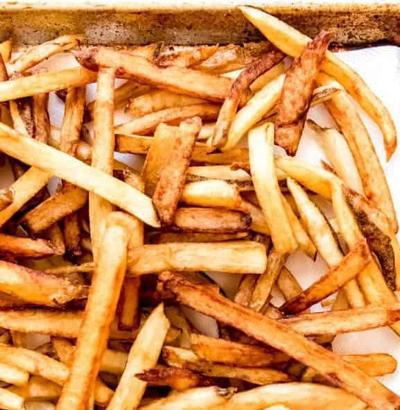 Cold-fry Frites