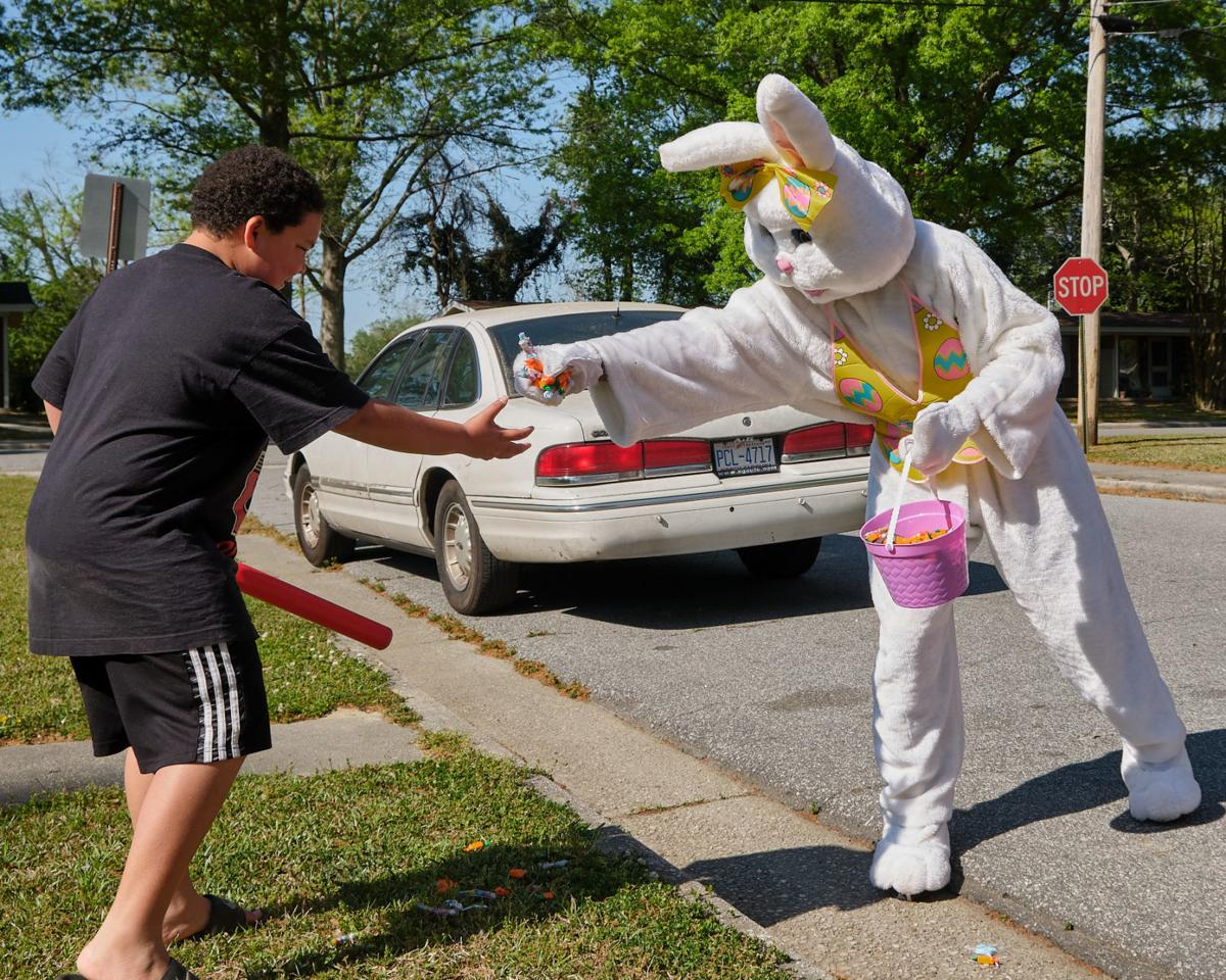 Traveling Easter Bunny | Local News | dailyadvance.com