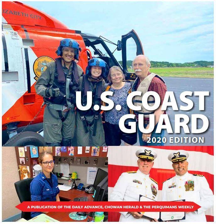2020 coast guard tab cover