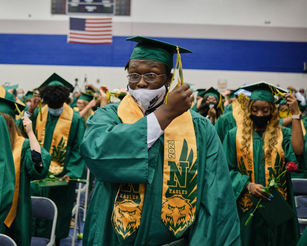 nhs graduation 2