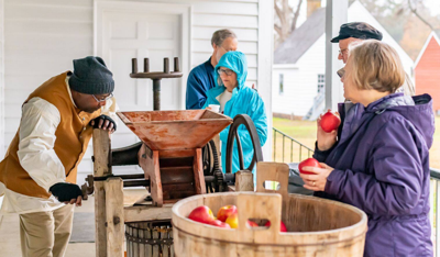 Historic Crafts and Trades Day