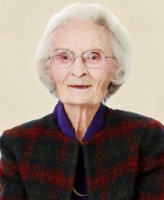 Ruth Lilla Evans