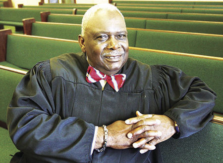 Retired Judge JC Cole Thanks Commission