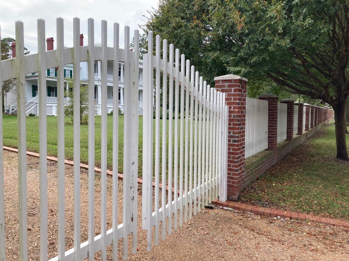 Fence Battle Pits Pembroke Hall Against Town