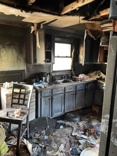 Fire destroys Hyde County home