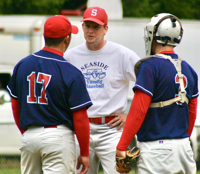 Joel Dierickx, Seaside softball coach
