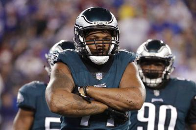 Eagles got their swagger back against the Giants