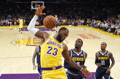 LeBron in LA: Superstar begins next chapter with Lakers