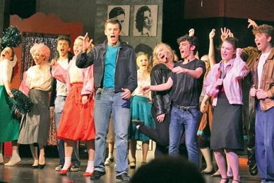 'Grease' a success