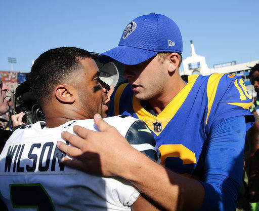 Seahawks preserve NFC West supremacy in 16-10 win over Rams