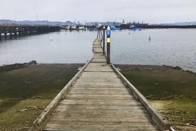 Port of Astoria reaches deal to reopen por boat ramp ... Derelict Mobile Home With Ramp on barn with ramp, trailer with ramp, brick home with ramp,