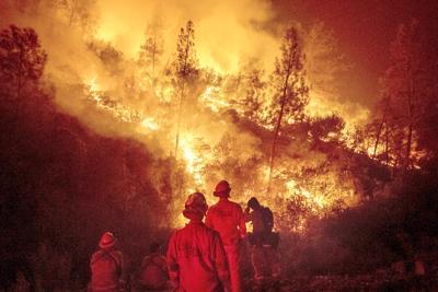Ranch Fire