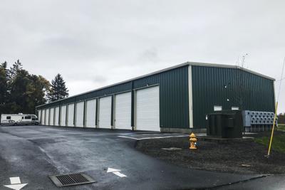 Proposed marijuana warehouse