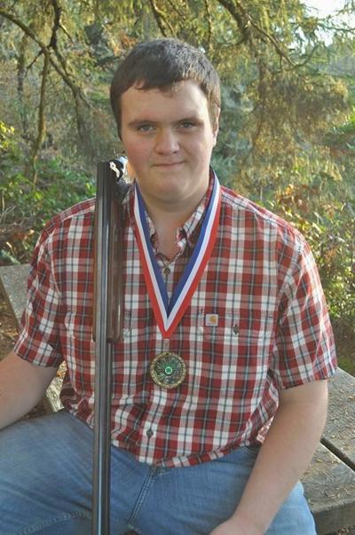 Kory Constantine will compete for Oregon shotgun team