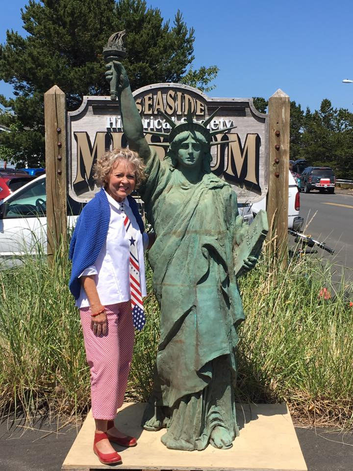 Seaside Museum hosts Fourth of July old-fashioned social