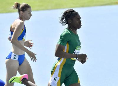 Olympians divided about women with high testosterone levels