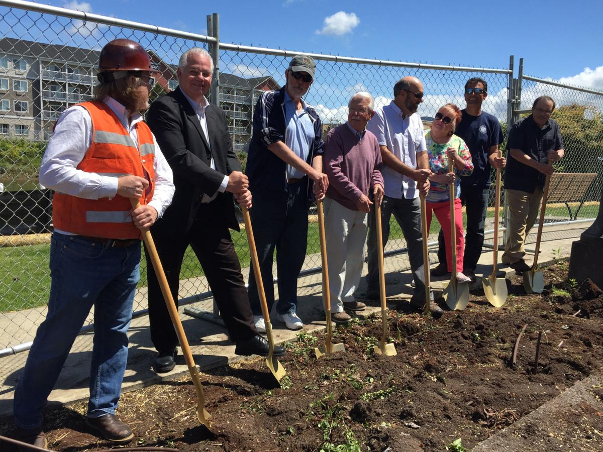 Seaside breaks ground on $15M convention center project