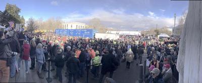#TimberUnity rally