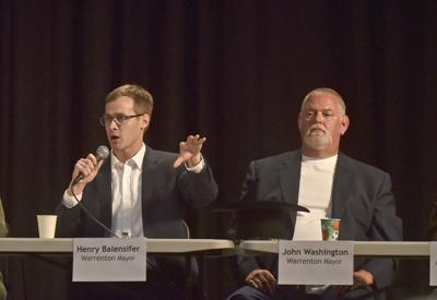 Housing, growth shape Warrenton mayor's race