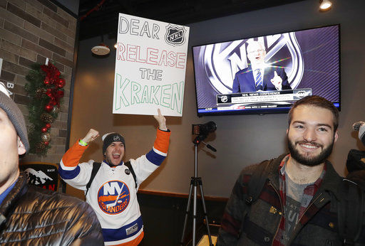 Fans abuzz after NHL awards its 32nd franchise to Seattle