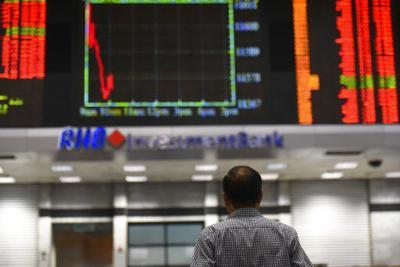 Asian stocks mixed after Wall Street tumble
