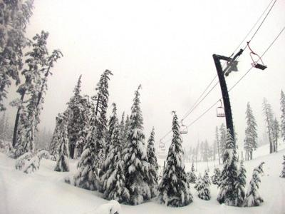 Despite Recent Snow, Oregon's Low Snowpack Worries Experts