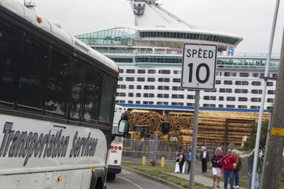 Port of Astoria adopts tour access fee
