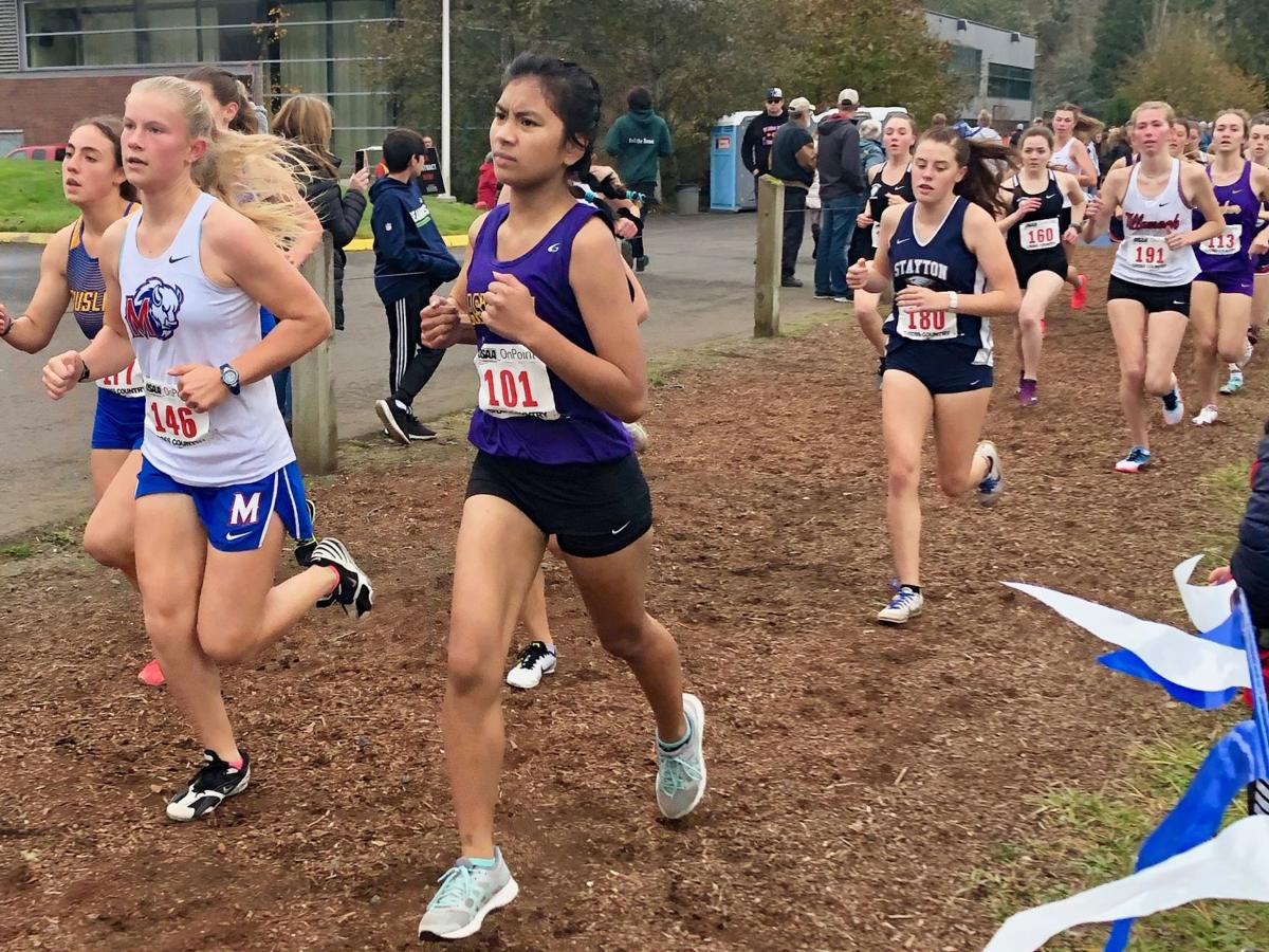 Astoria runner Kolyn Lachica