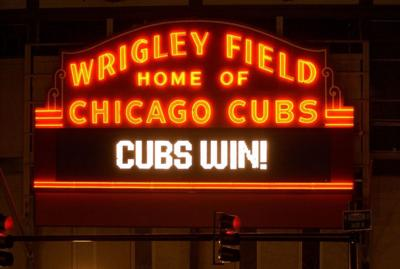 Of Cabbages and Kings: Cubs win? Wow!