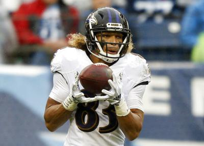 Ravens WR Willie Snead makes impression as man in the middle