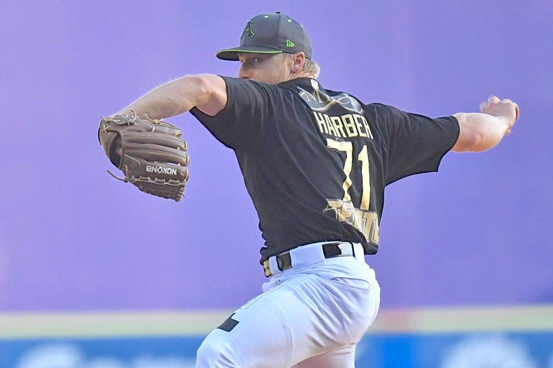 Conor Harber, Acereros baseball