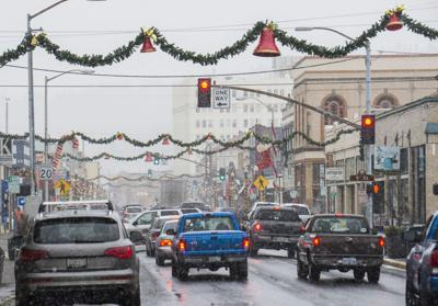City may lose parking spots