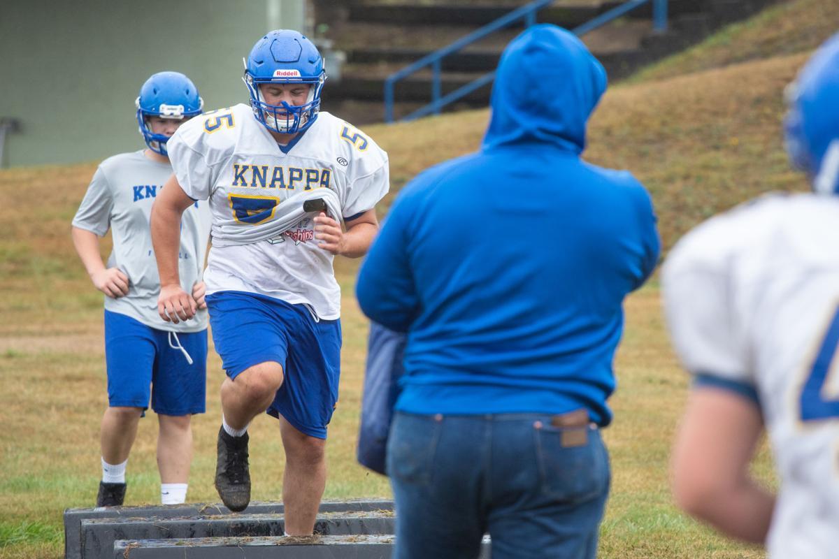 KHS Football High Knees