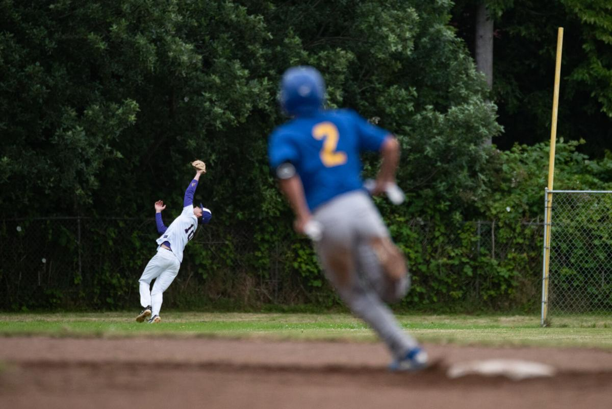 Outfield fly