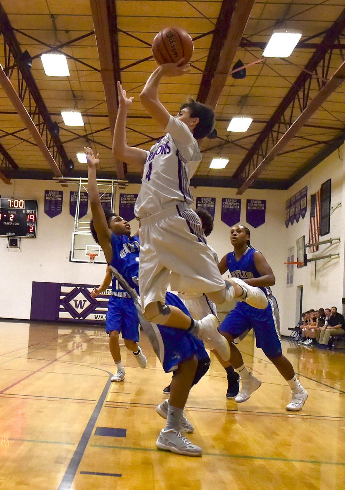 Boys basketball: Catlin Gabel holds off Warrenton, 60-43