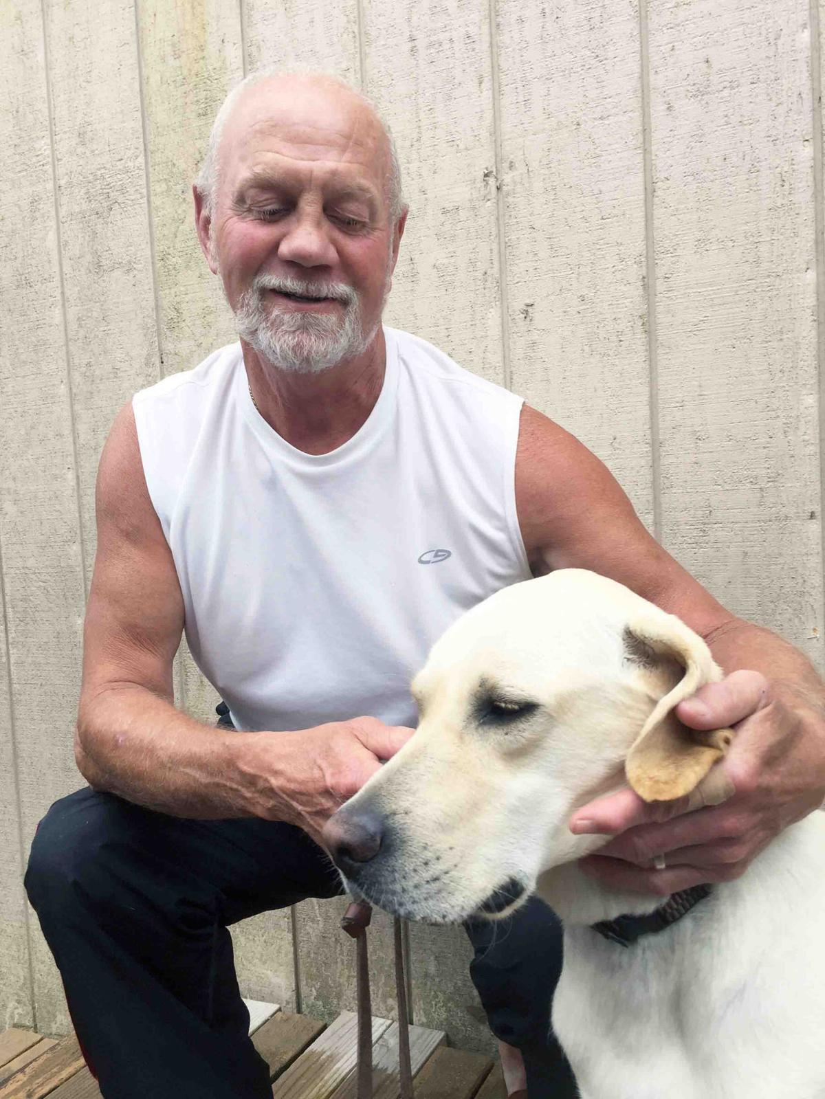 Guide dog gives Warrenton man freedom back