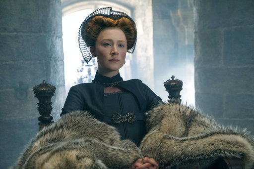 Review: Film puts a modern spin on 'Mary, Queen of Scots'