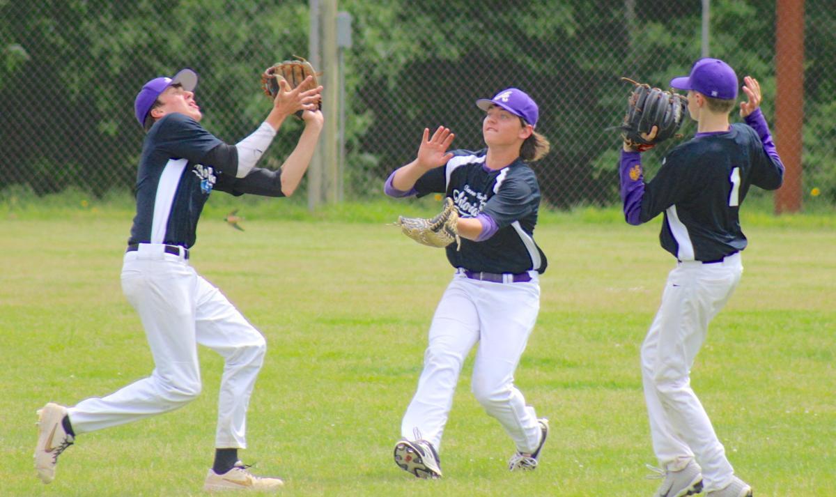 Dylan Rush, Astoria baseball