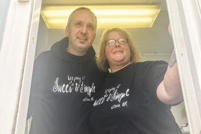 Eric and Sally Irvine