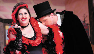 Sawdust Theatre returns for more melodrama merriment